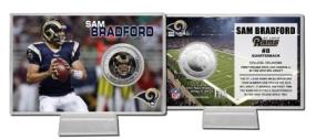 Sam Bradford Silver Coin Card