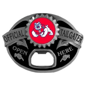 Fresno St. Bulldogs Tailgater Buckle