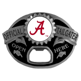 Alabama Crimson Tide Tailgater Buckle