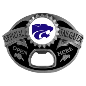 Kansas St. Wildcats Tailgater Buckle