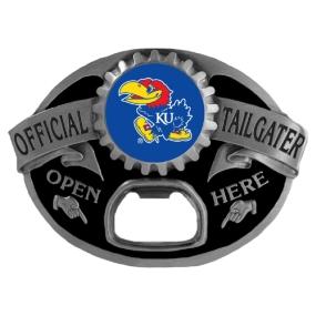 Kansas Jayhawks Tailgater Buckle