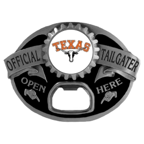 Texas Longhorns Tailgater Buckle