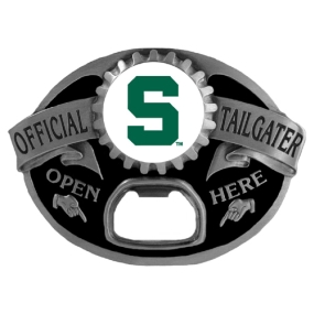 Michigan St. Spartans Tailgater Buckle