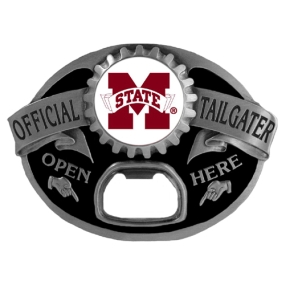 Mississippi St. Bulldogs Tailgater Buckle
