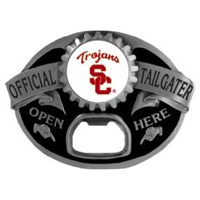 USC Trojans Tailgater Buckle