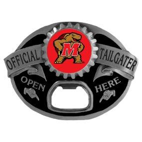Maryland Terrapins Tailgater Buckle