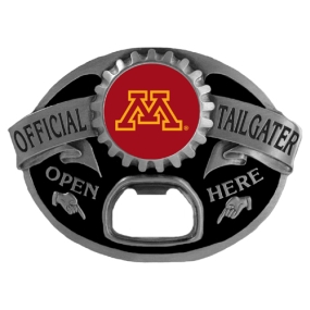 Minnesota Golden Gophers Tailgater Buckle