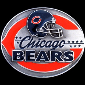 NFL Belt Buckle - Chicago Bears