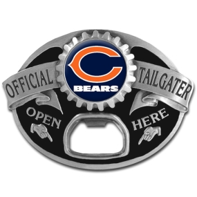 NFL Tailgater Buckle - Chicago Bears
