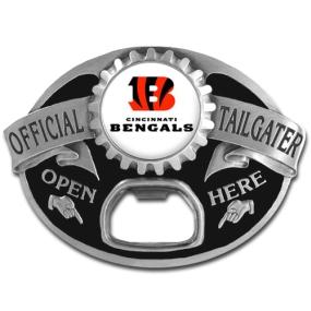 NFL Tailgater Buckle - Cincinnati Bengals