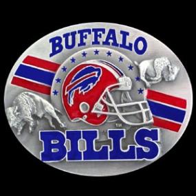 NFL Belt Buckle - Buffalo Bills