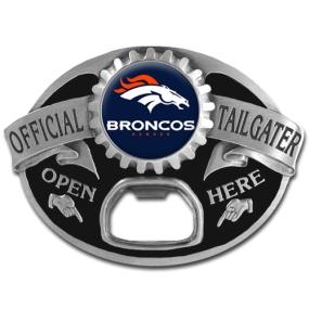 NFL Tailgater Buckle - Denver Broncos
