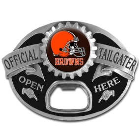 NFL Tailgater Buckle - Cleveland Browns