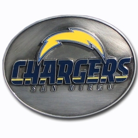 NFL Belt Buckle - San Diego Chargers
