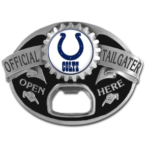 NFL Tailgater Buckle - Indianapolis Colts