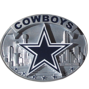 NFL Belt Buckle - Dallas Cowboys