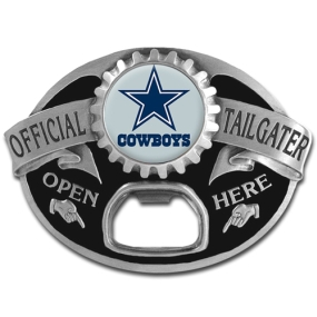NFL Tailgater Buckle - Dallas Cowboys