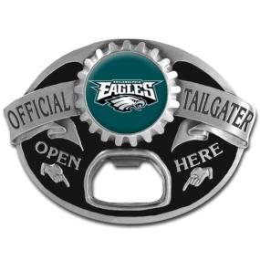 NFL Tailgater Buckle - Philadelphia Eagles
