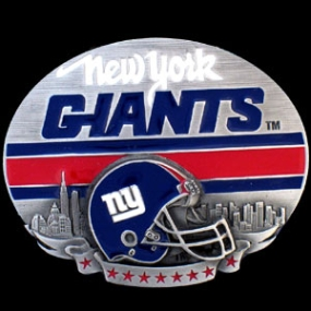 NFL Belt Buckle - New York Giants