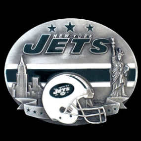 NFL Belt Buckle - New York Jets