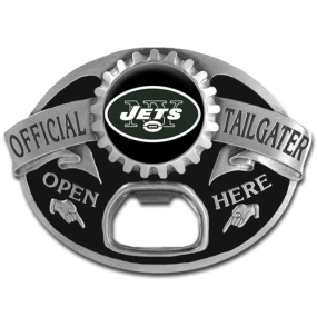 NFL Tailgater Buckle - New York Jets