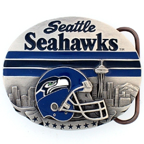 NFL Belt Buckle - Seattle Seahawks