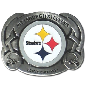 NFL Belt Buckle - Pittsburgh Steelers