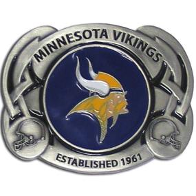 NFL Belt Buckle - Minnesota Vikings