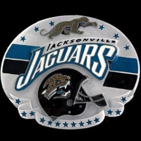 NFL Belt Buckle - Jacksonville Jaguars