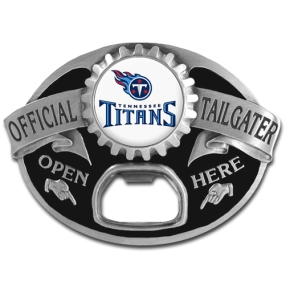 NFL Tailgater Buckle - Tennessee Titans