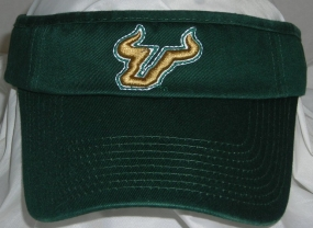 South Florida Bulls Visor