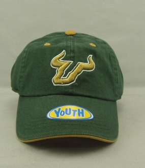 South Florida Bulls Youth Crew Adjustable Hat