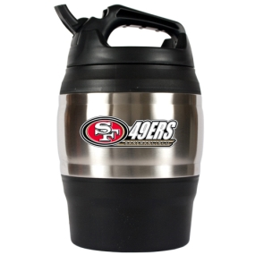 San Francisco 49ers 78oz Sport Jug