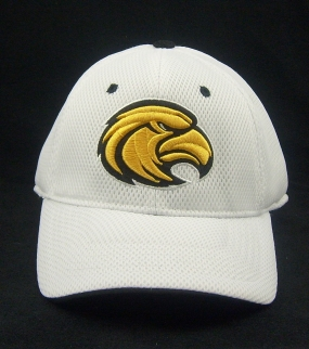 Southern Miss Golden Eagles White Elite One Fit Hat