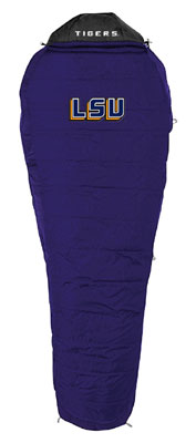 LSU Tigers Sleeping Bag