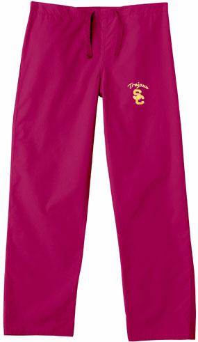 USC Trojans Scrub Pants