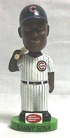 Chicago Cubs Sammy Sosa Bobble Head Doll