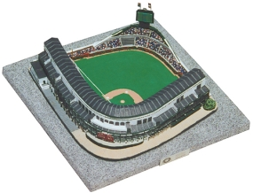 WRIGLEY FIELD STADIUM REPLICA