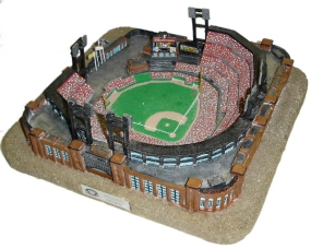BUSCH STADIUM REPLICA