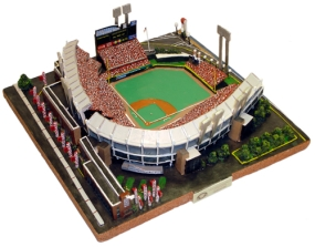GREAT AMERICAN BALLPARK REPLICA