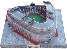 HISTORICAL YANKEE STADIUM REPLICA