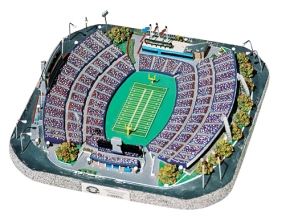 FOXBORO STADIUM REPLICA