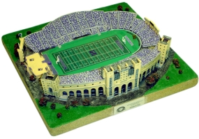 NORTHWESTERN U RYAN FIELD REPLICA