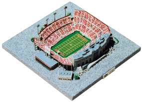 NEBRASKA U STADIUM REPLICA