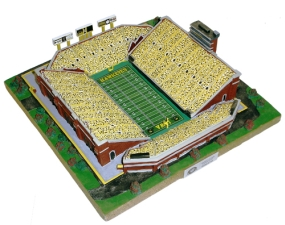 IOWA U KINNICK STADIUM REPLICA