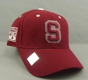 Stanford Cardinal Adjustable Hat