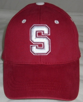 Stanford Cardinal Youth Team Color One Fit Hat