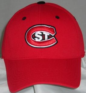 St. Cloud Huskies Team Color One Fit Hat