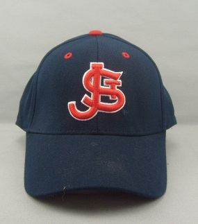 St. John's Red Storm Team Color One Fit Hat