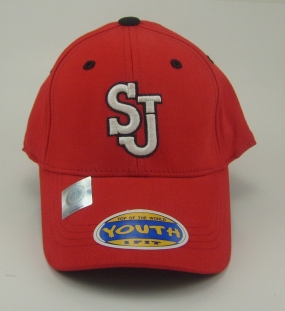 St. John's Red Storm Youth Team Color One Fit Hat